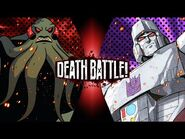 Fan Made Death Battle Trailer- Vilgax vs Megatron (Ben 10 vs Transformers)