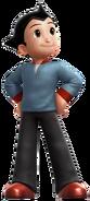 Astro Boy - with clothes (2009)