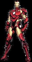 Marvel Comics - Iron Man in Bleeding Edge Armor