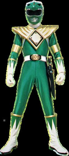 MMPR Green