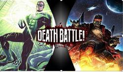 Green Lantern (Hal Jordan) vs Star Lord