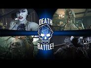 Death Battle Trailer- Resident Evil Village, Four Lords Battle Royale
