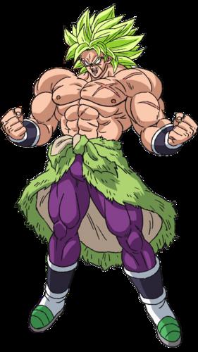 Full Power Super Saiyan Broly (DBS)