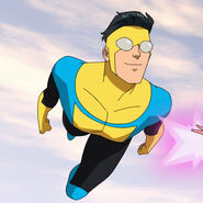 Mark Grayson (Animated Series)