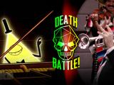 Bill Cipher vs. Q (Gravity Falls vs Star Trek)