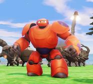 Baymax in Disney Infinity 2