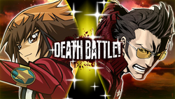 Jaden Yuki VS Travis Touchdown