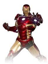 Iron Man in Marvel vs. Capcom: Infinite
