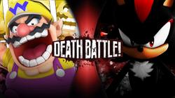 Wario VS Shadow