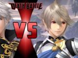 Robin (Fire Emblem) vs. Corrin (Fire Emblem)