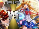 Saitama vs. Sailor Moon