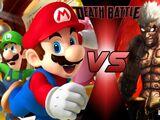 Mario vs Asura