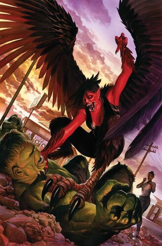 """""""Red"""" Harpy"""