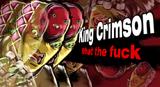King Crimson enters Smash