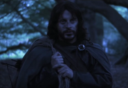 The Lord of The Rings - Aragorn as seen in the indepedent fan-film The Hunt for Gollum