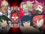 Elite Four (Kill la Kill) vs Elite Four (Pokemon)