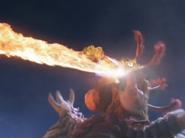 Birdon Fire Flame Streams