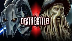General Grievous VS Davy Jones