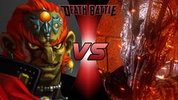 Ganondorf vs Sauron