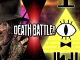 Freddy Krueger VS Bill Cipher