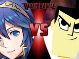 Lucina vs Samurai Jack