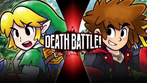 Link VS Sora Final True (Sharaku).png