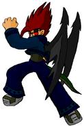 Demon alpha by kirbopher15