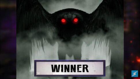 Moth Man Wins