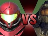 Samus Aran vs. Master Chief