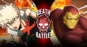 Shocker vs Bakugo