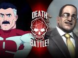 Omni-Man VS Senator Armstrong