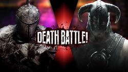 The Chosen Undead VS The Last Dragonborn