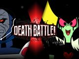 Darkseid vs Lord Dominator