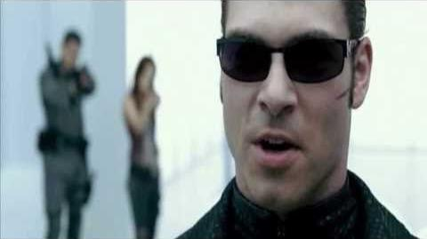 Resident_evil_afterlife-_Albert_Wesker_Vs_Chris_and_Claire_Redfield_and_Alice_*Full_Fight_HD*