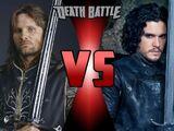 Aragorn VS Jon Snow