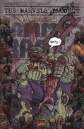 Marvel zombies hulk by mchampion