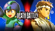 Mega Man VS Ryu