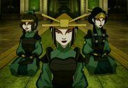 Disguise as the Dai Li
