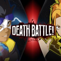Completed What-If? Death Battles