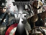 Captain America vs White Ranger