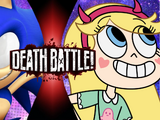 Sonic the Hedgehog vs Star Butterfly