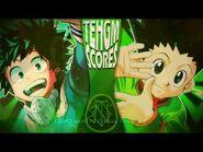 Deku VS Gon『Rock, Paper, SMASH!』- TehGM Scores
