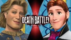 Prince Charming vs Hans