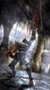 Soul Calibur - Nightmare rising Soul Edge as seen in Soul Calibur 5