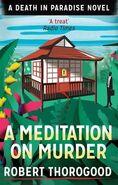A Meditation On Murder AM-HC-PB-EB
