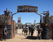 Wasteland Main Gate