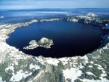 Crater Lake location
