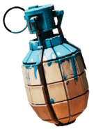 Equippable Grenade