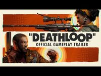 DEATHLOOP – Official PS5 Gameplay Reveal Trailer- Welcome to Blackreef