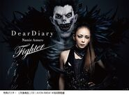 Dear Diary Fighter poster limited edition